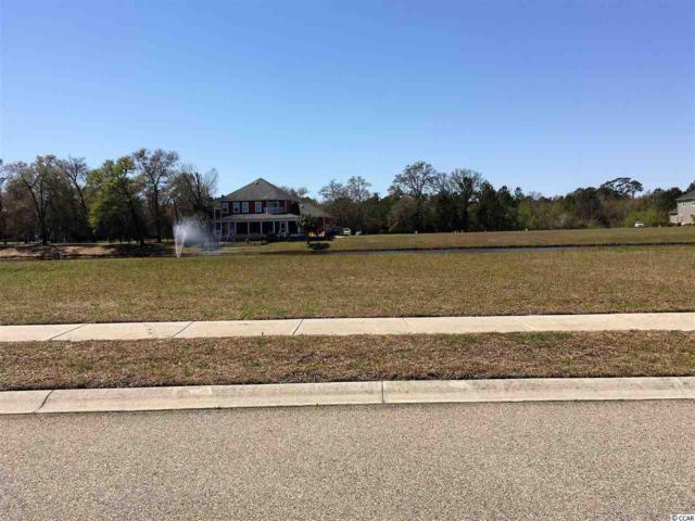 Lot 75 James Island Ave, North Myrtle Beach, SC 29582 (MLS #1807345) :: The Litchfield Company
