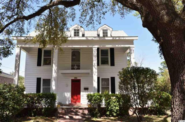 624 Duke Street, Georgetown, SC 29440 (MLS #1807405) :: The Litchfield Company