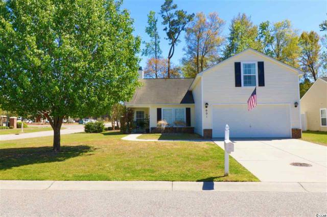601 Oakhurst Drive, Myrtle Beach, SC 29577 (MLS #1807451) :: Myrtle Beach Rental Connections