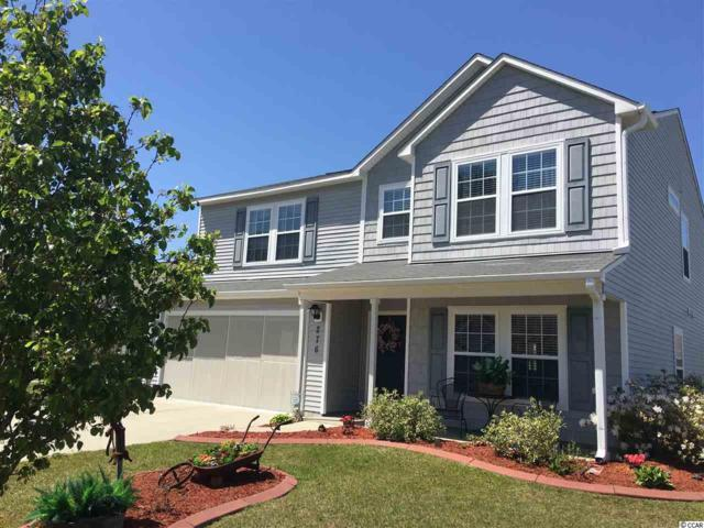 276 Palmetto Glen Drive, Myrtle Beach, SC 29588 (MLS #1807452) :: The Litchfield Company