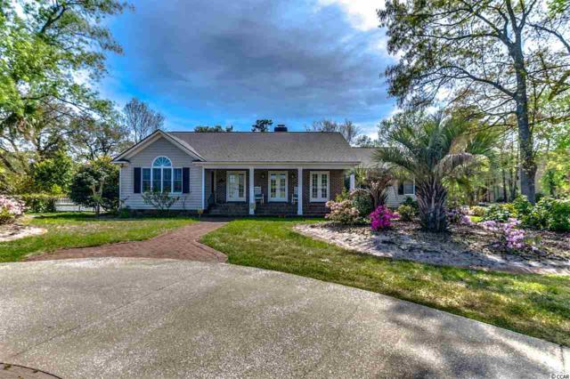 709 Pinewood Road, Myrtle Beach, SC 29577 (MLS #1807484) :: The Litchfield Company