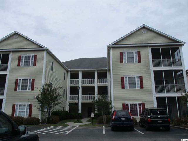 2070 Crossgate Blvd. #204, Surfside Beach, SC 29575 (MLS #1807501) :: James W. Smith Real Estate Co.