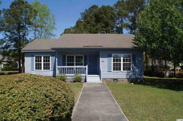 1302 Conifer Ct., Murrells Inlet, SC 29576 (MLS #1807507) :: Myrtle Beach Rental Connections
