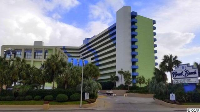1105 S Ocean Blvd. #810, Myrtle Beach, SC 29577 (MLS #1807523) :: The HOMES and VALOR TEAM