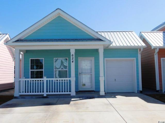 624 Wave Rider Lane B9-3, North Myrtle Beach, SC 29582 (MLS #1807554) :: James W. Smith Real Estate Co.
