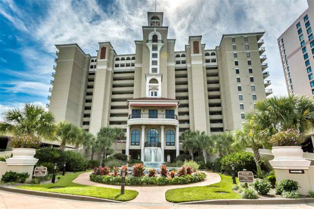 5310 N Ocean Blvd #902, Myrtle Beach, SC 29572 (MLS #1807560) :: The HOMES and VALOR TEAM
