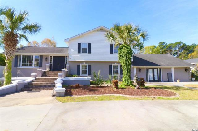 1619 Longleaf Drive, Surfside Beach, SC 29575 (MLS #1807622) :: The Litchfield Company