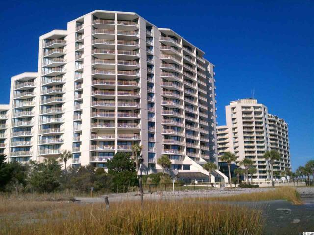 101 Ocean Creek Drive #Ll-13 Ll-13, Myrtle Beach, SC 29572 (MLS #1807653) :: The Litchfield Company