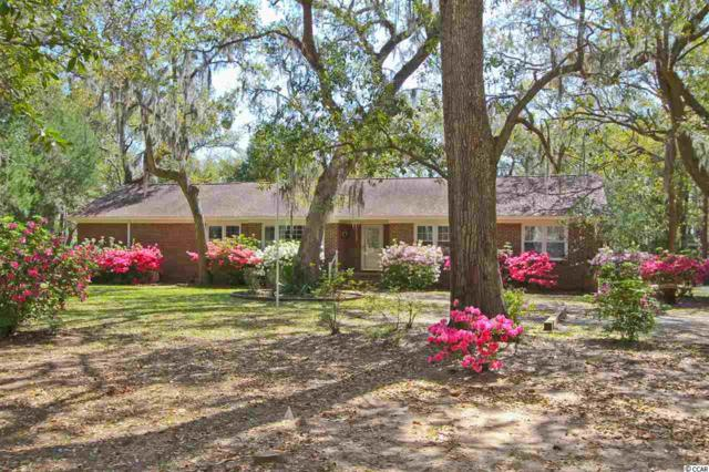 69 Anchorage Lane, Pawleys Island, SC 29585 (MLS #1807688) :: The Litchfield Company