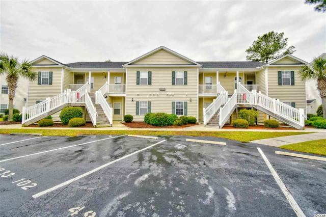 4933 Crab Pond Court #204, Myrtle Beach, SC 29579 (MLS #1807751) :: Silver Coast Realty