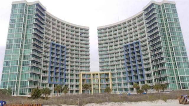 300 N Ocean Blvd. #1609, North Myrtle Beach, SC 29582 (MLS #1807758) :: The Litchfield Company