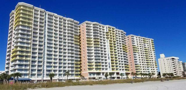 2801 S Ocean Blvd. #806, North Myrtle Beach, SC 29582 (MLS #1807774) :: SC Beach Real Estate