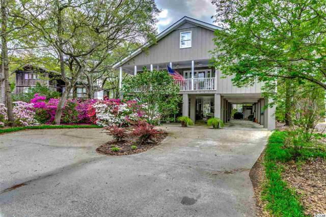 500 Lakeshore, Pawleys Island, SC 29585 (MLS #1807824) :: James W. Smith Real Estate Co.