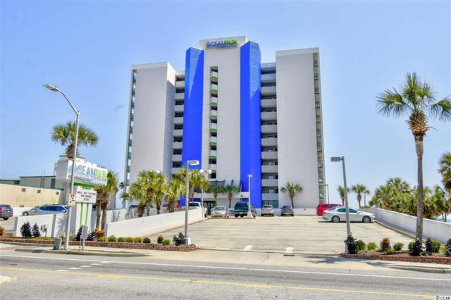 1905 S Ocean Blvd #504, Myrtle Beach, SC 29577 (MLS #1807845) :: The Hoffman Group