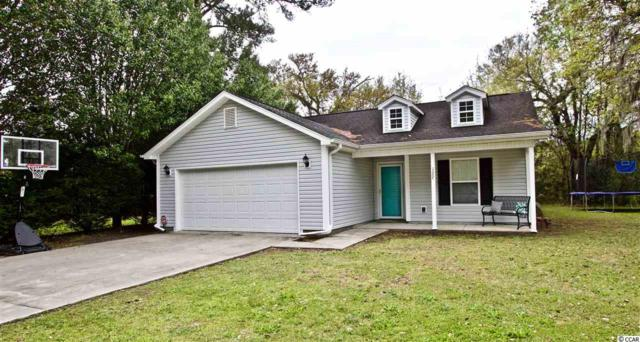 127 Robert Conway Ct, Georgetown, SC 29440 (MLS #1807848) :: The Litchfield Company