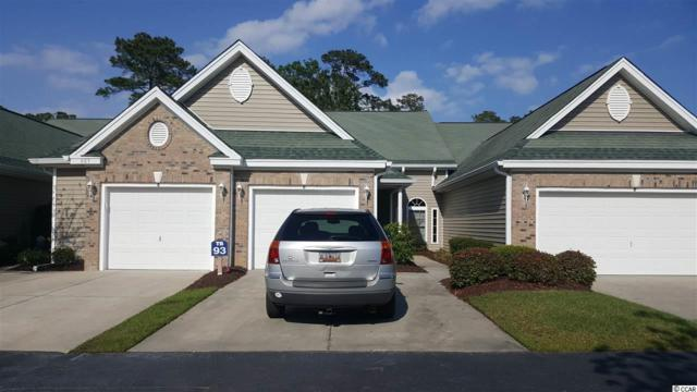663 Pinehurst Drive 93-C, Pawleys Island, SC 29585 (MLS #1807902) :: Myrtle Beach Rental Connections