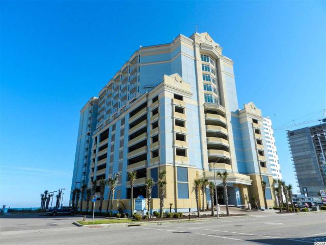 2501 S Ocean Boulevard #901, Myrtle Beach, SC 29577 (MLS #1807945) :: The Hoffman Group
