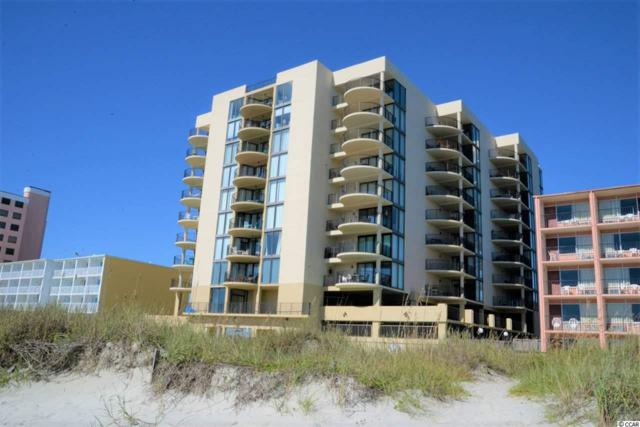 1425 S Ocean Blvd 5B, North Myrtle Beach, SC 29582 (MLS #1807980) :: The Litchfield Company