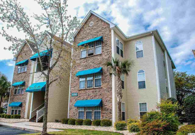 9780-11 Leyland Drive 9780-11, Myrtle Beach, SC 29572 (MLS #1807998) :: The Hoffman Group
