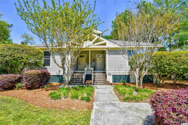 65-B Lakeside Dr. B, Pawleys Island, SC 29585 (MLS #1808004) :: The Greg Sisson Team with RE/MAX First Choice