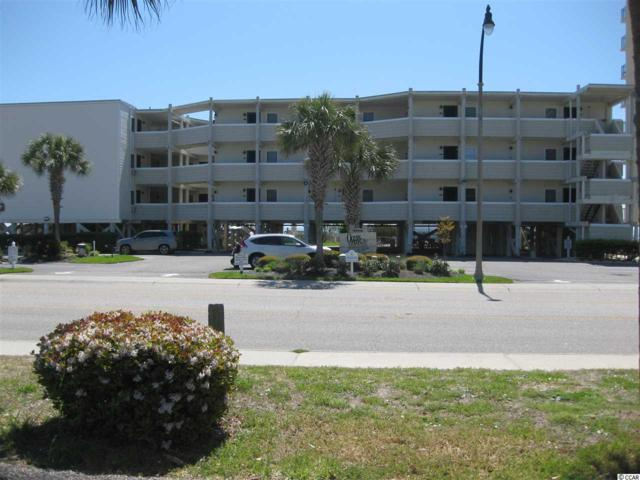 3901 S Ocean Blvd. #127, North Myrtle Beach, SC 29582 (MLS #1808035) :: The Hoffman Group
