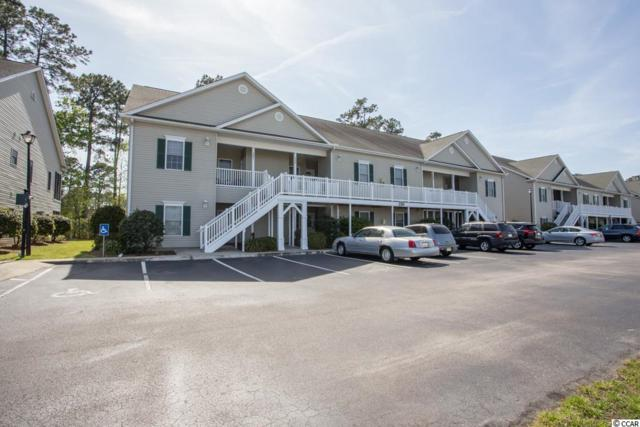 150 Lazy Willow Lane #101, Myrtle Beach, SC 29588 (MLS #1808043) :: Trading Spaces Realty