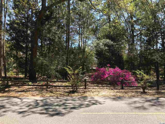 7614 Parkwood Drive, Myrtle Beach, SC 29572 (MLS #1808085) :: James W. Smith Real Estate Co.