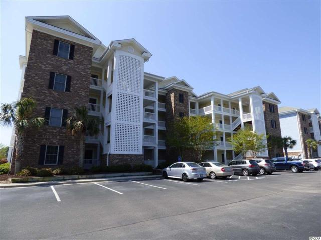 4843 Luster Leaf Circle #304, Myrtle Beach, SC 29588 (MLS #1808112) :: The Hoffman Group