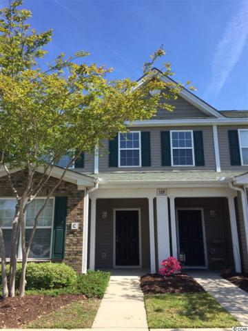 159C Chenoa Drive C, Murrells Inlet, SC 29576 (MLS #1808121) :: The Hoffman Group
