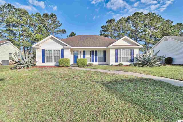 4279 Hunting Bow Trail, Myrtle Beach, SC 29579 (MLS #1808171) :: Myrtle Beach Rental Connections