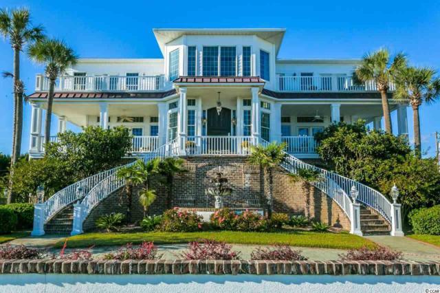 901 N Ocean Blvd, North Myrtle Beach, SC 29582 (MLS #1808183) :: The Litchfield Company