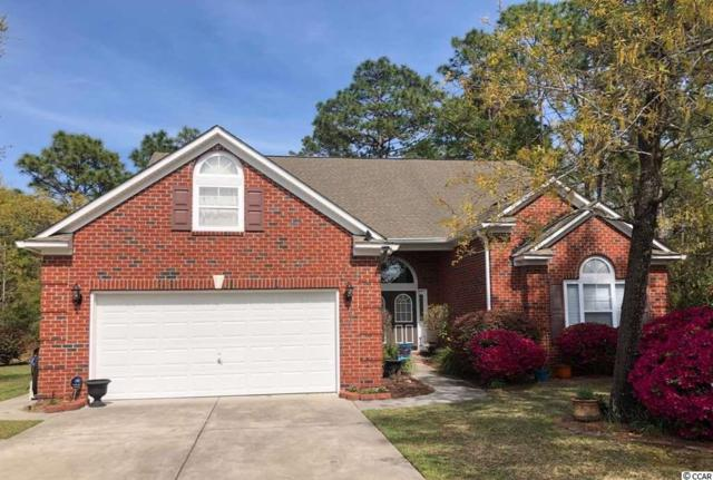 174 Barony Place, Pawleys Island, SC 29585 (MLS #1808220) :: Trading Spaces Realty