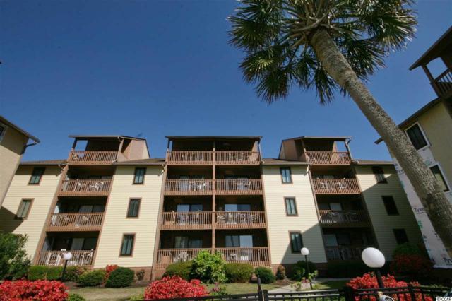 5507 N Ocean Boulevard #310, Myrtle Beach, SC 29577 (MLS #1808231) :: The Litchfield Company
