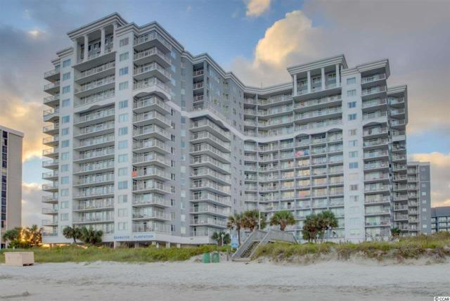 161 Sea Watch Drive #715, Myrtle Beach, SC 29572 (MLS #1808235) :: Sloan Realty Group
