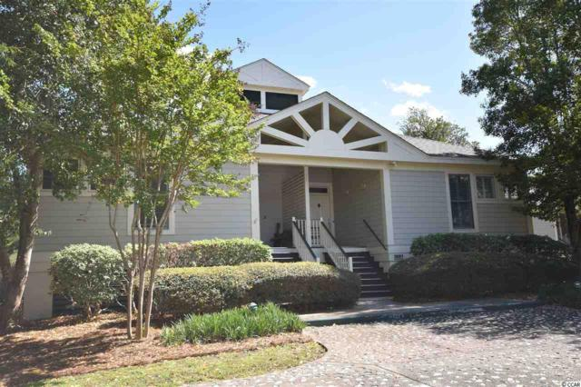 22 Sea Eagle Court A, Pawleys Island, SC 29585 (MLS #1808240) :: The Hoffman Group