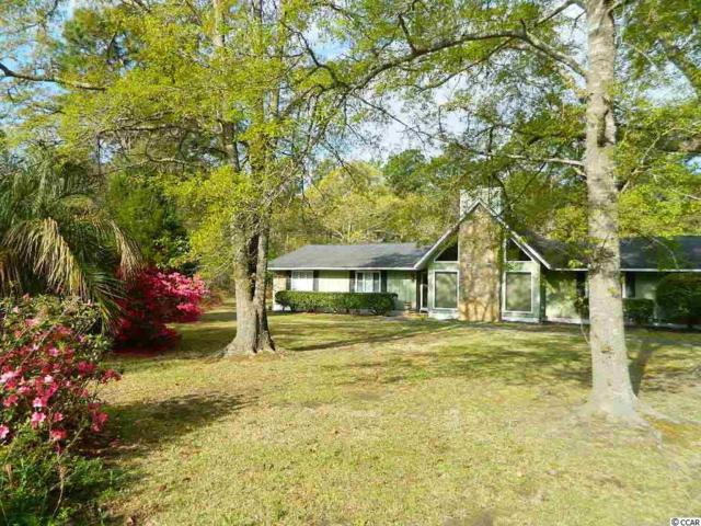 130 Thrush, Georgetown, SC 29440 (MLS #1808279) :: The Litchfield Company