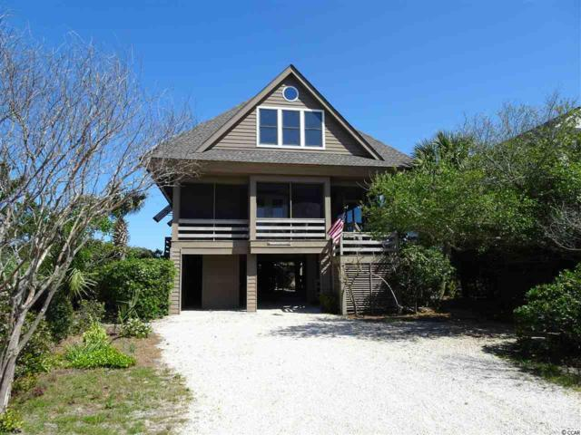 807 Norris Dr., Pawleys Island, SC 29585 (MLS #1808291) :: James W. Smith Real Estate Co.