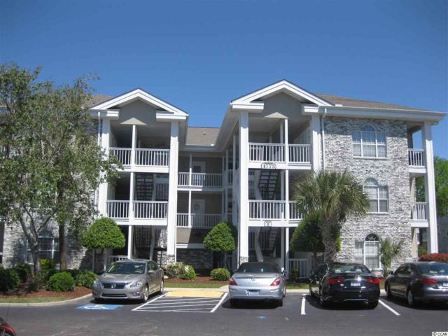 4773 Wild Iris Drive 5-105, Myrtle Beach, SC 29577 (MLS #1808296) :: The Litchfield Company