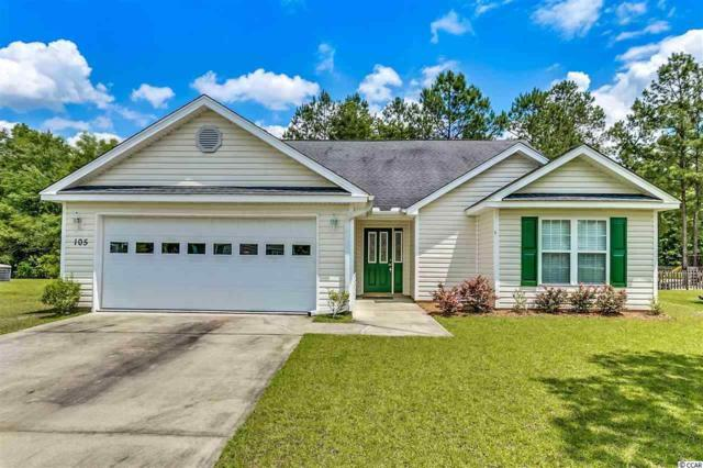 105 Lilly Pond Court, Conway, SC 29526 (MLS #1808339) :: The Hoffman Group