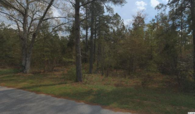 TBD Temple Dr, Aynor, SC 29511 (MLS #1808343) :: The Litchfield Company