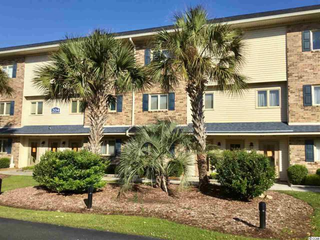 204 Double Eagle Drive B-2, Surfside Beach, SC 29575 (MLS #1808371) :: Trading Spaces Realty