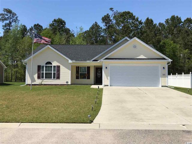 288 Beulah Circle, Conway, SC 29527 (MLS #1808406) :: The Hoffman Group