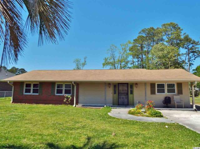 734 Columbia Drive, Myrtle Beach, SC 29577 (MLS #1808410) :: The Litchfield Company