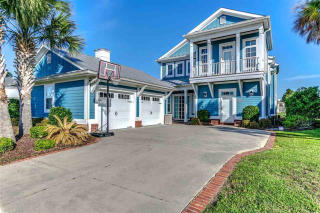 1211 Bentcreek Ln., Myrtle Beach, SC 29579 (MLS #1808422) :: Myrtle Beach Rental Connections