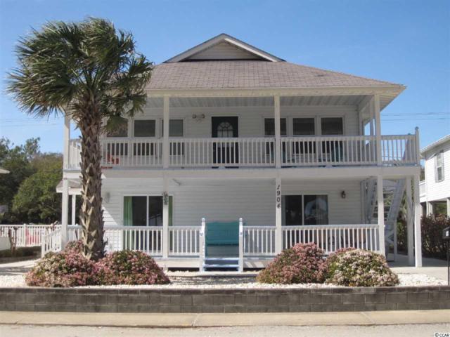 1904 S Ocean Boulevard, North Myrtle Beach, SC 29582 (MLS #1808441) :: The Hoffman Group