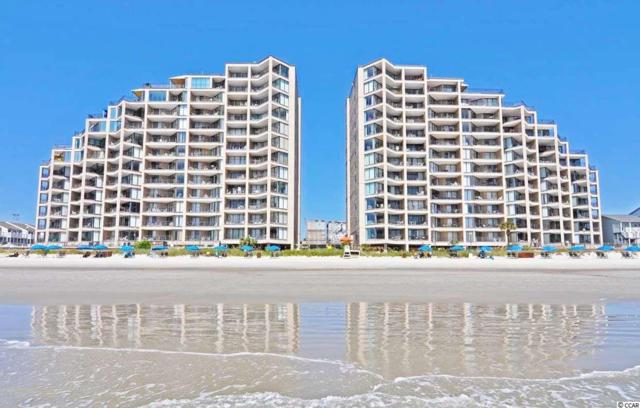 1690 N Waccamaw Drive #514, Garden City Beach, SC 29576 (MLS #1808448) :: Trading Spaces Realty