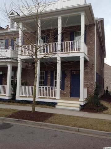 921 A Iris Street, Myrtle Beach, SC 29577 (MLS #1808455) :: The Litchfield Company