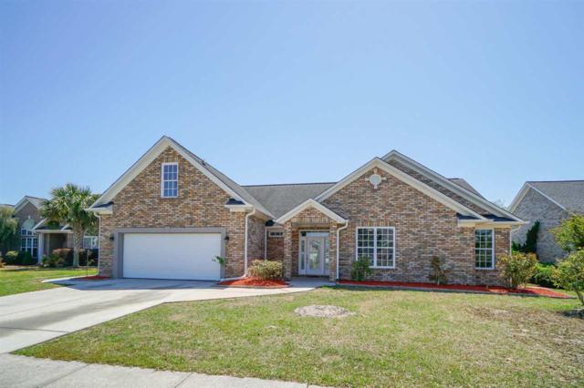 538 Stonemason Dr, Myrtle Beach, SC 29579 (MLS #1808485) :: The HOMES and VALOR TEAM