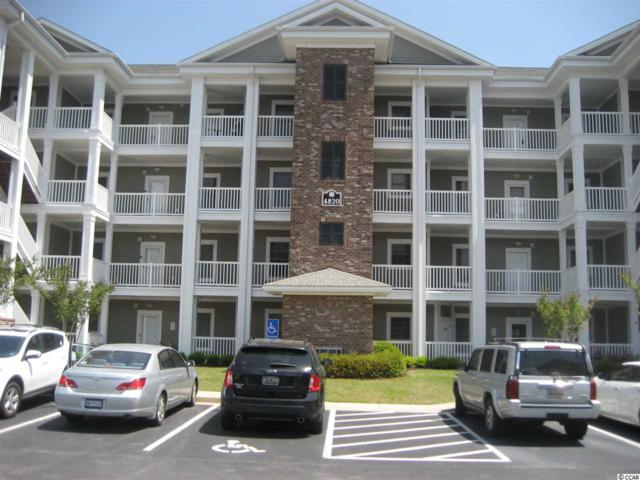 4817 Magnolia Lake Drive #202, Myrtle Beach, SC 29577 (MLS #1808487) :: Trading Spaces Realty