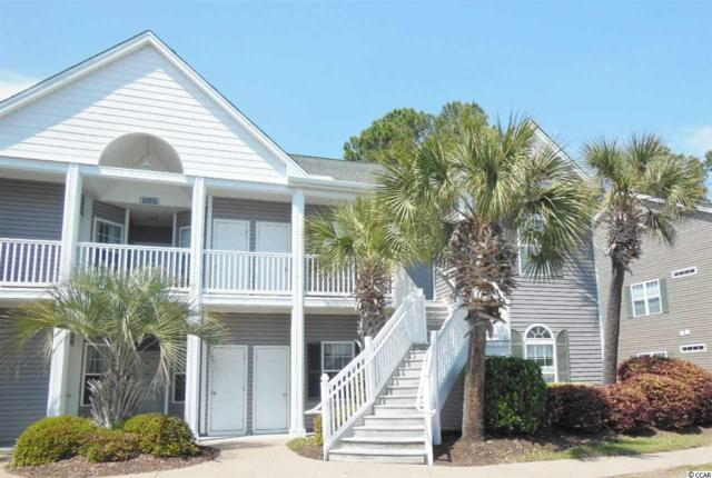 889 Palmetto Trail #103, Myrtle Beach, SC 29577 (MLS #1808497) :: The HOMES and VALOR TEAM